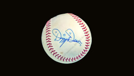 Dizzy Dean single signed baseball (PSA LOA)