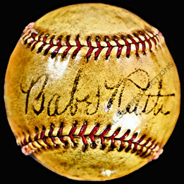 babe-ruth-signed-baseball