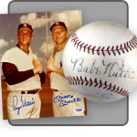 Vintage Baseball Autographs